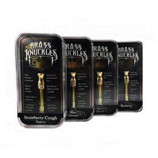 Brass Knuckles Vape Cartridges 85% THC ZA