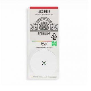 Buy Jack Herer Pax Vape Pod ZA