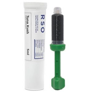 Buy RSO Tuna Kush Oil ZA 5ml