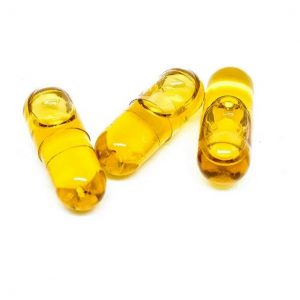 Buy THC Hemp Seed Oil Capsules ZA