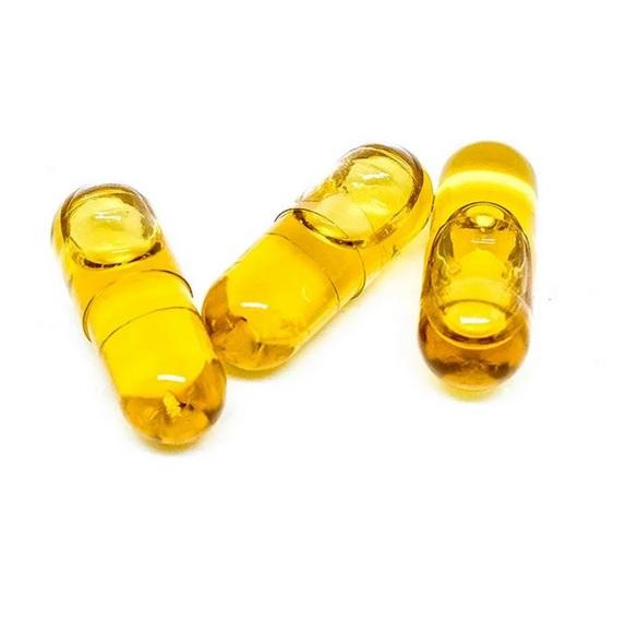 Buy THC Hemp Seed Oil Capsules ZA