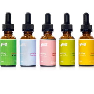 Buy THC Keey flavored Tinctures ZA 400mg