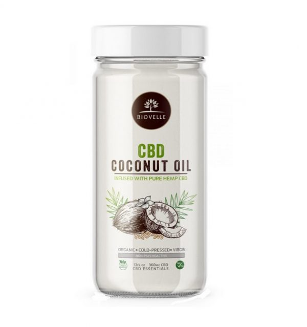 CBD Coconut Oil ZA