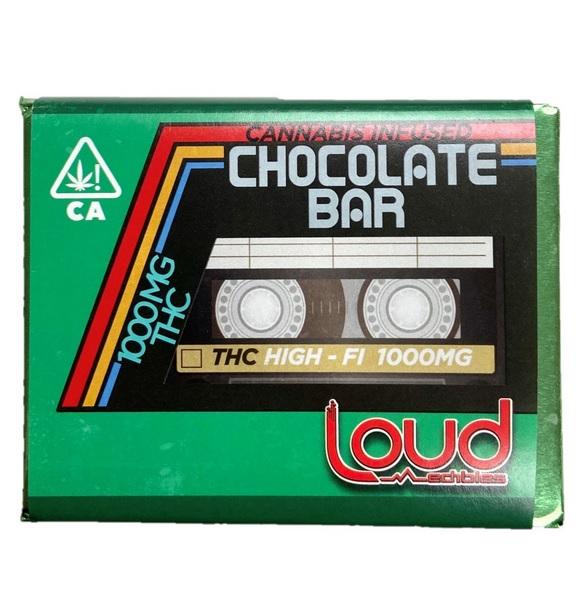 Cannabis Infused THC Chocolate Bars ZA