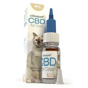 Cibapet CBD oil 4% for cats ZA (10ml)