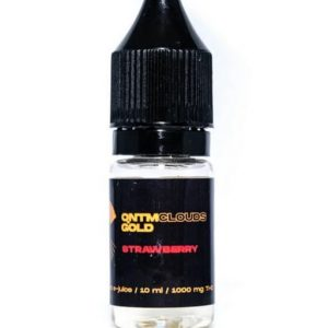Clouds Gold THC Vape Liquid Strawberry ZA