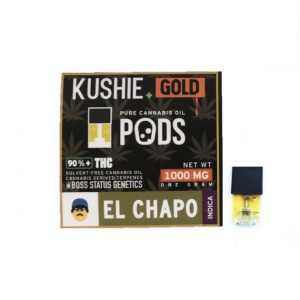 Kushie Gold Super High Potency JUUL Pods ZA