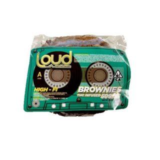 Loud Edibles THC Infused Brownie ZA