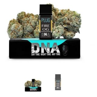 PLUGPlay DNA FireOG Vape 1G Cartridge ZA