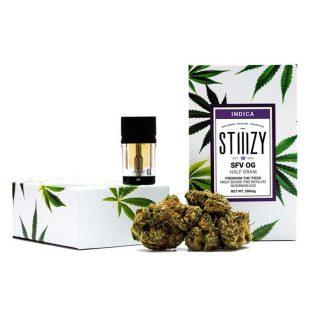 STIIIZY Premium THC Pods ZA
