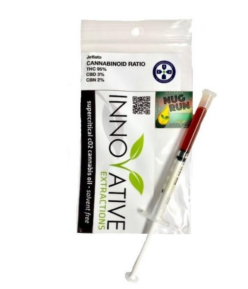 Supercritical THC c02 Cannabis Oil Applicator ZA
