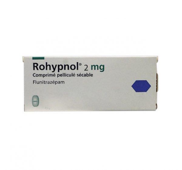 Rohypnol (flunitrazepam) ZAR 2mg